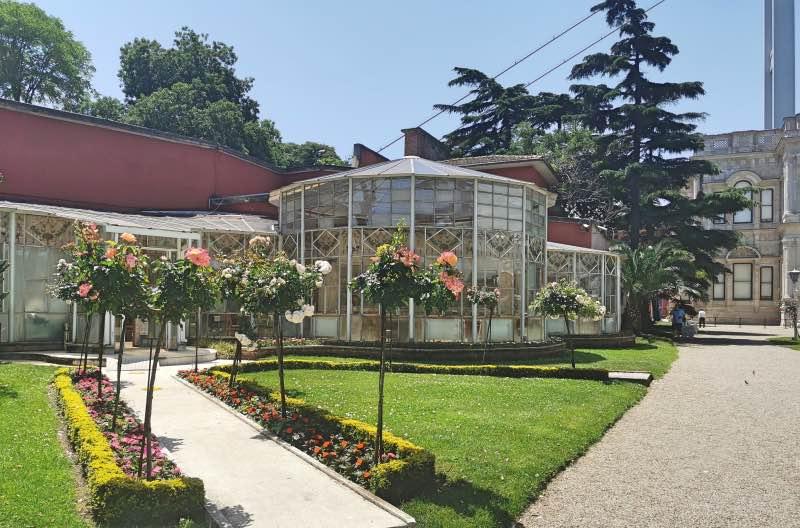Beylerbeyi Sarayı Kafeteryası