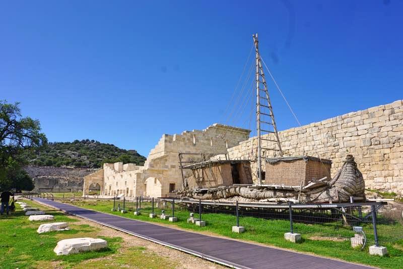 Abora-IV – Antik Gemi Replikası