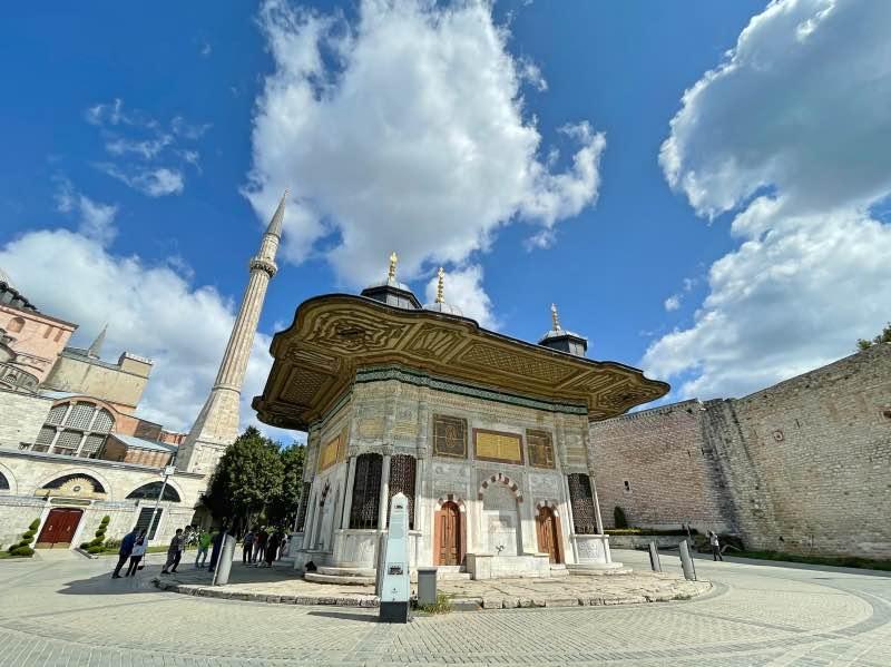 III.Ahmet Çeşmesi
