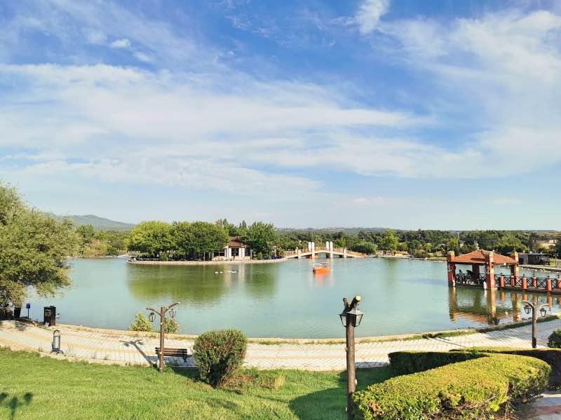 Buca Gölet Tesisleri - Göl Restaurant