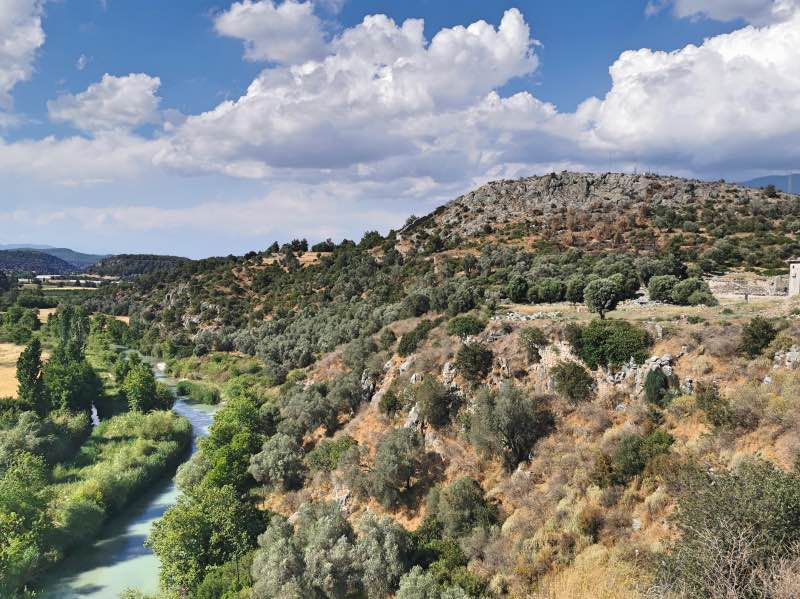 Xanthos Antik Kenti'ne Nasıl Gidilir?
