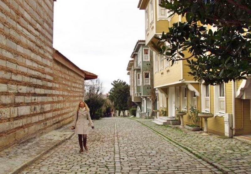 Soğukçeşme Sokak