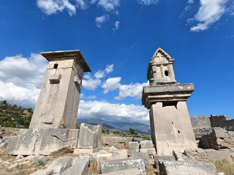 Xanthos Antik Kenti Tarihçesi & Hikayesi