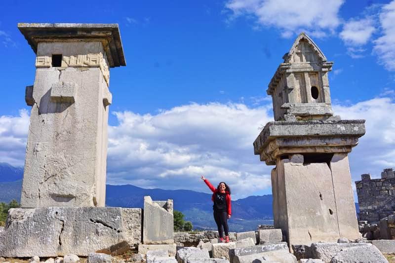 Xanthos Antik Kenti Nerede, Nasıl Gidilir, Tarihçesi, Giriş Ücreti ve Fazlası