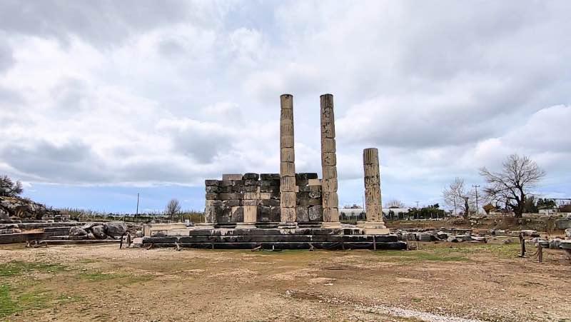 Leto Tapınağı