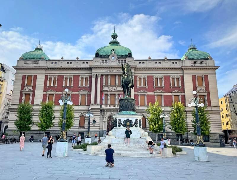 Cumhuriyet Meydanı (Republic Square)