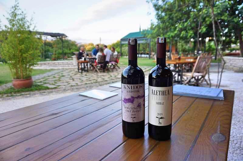 Datça Bağ Rotası - Knidos Şarapçılık