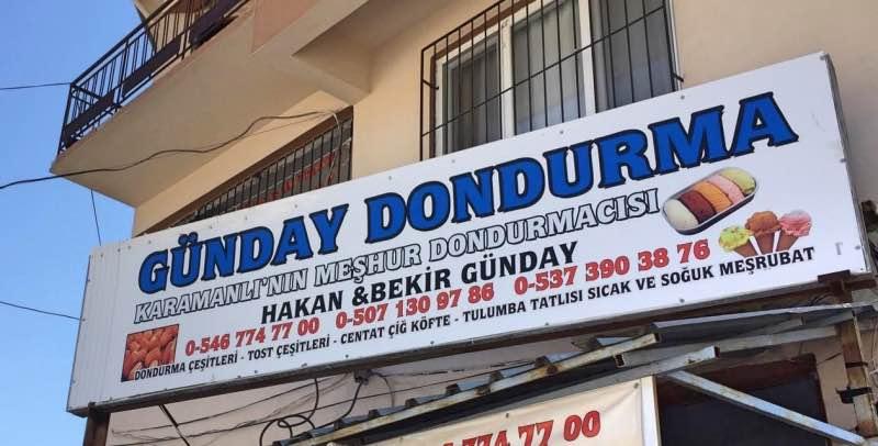 Günday Dondurma